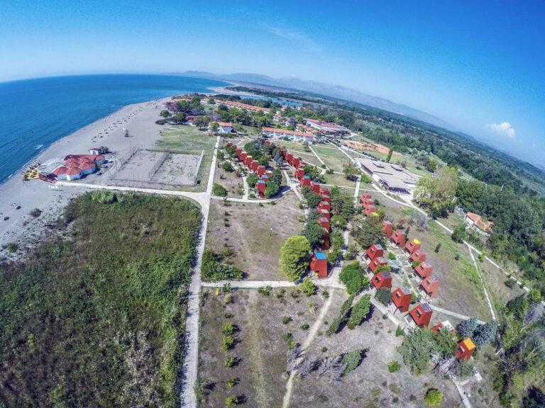 Außenansicht FKK Ada Bojana (Insel Ada) • HolidayCheck